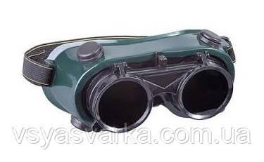 Окуляри захисні відкидні REVLUX