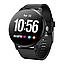Smart Watch часы V11, Фитнес часы с IPS дисплеем, тонометр, пульсометр, шагомер Черные, фото 2