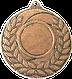 Медаль наградная 70мм. D2401, фото 3