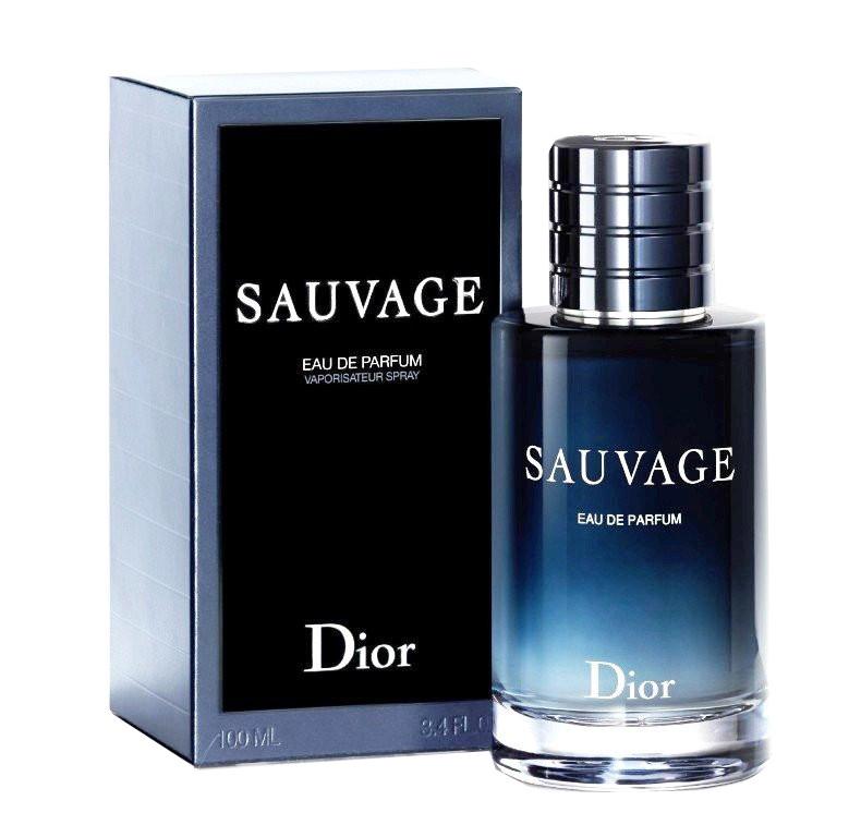 Парфюмерная вода мужская Christian Dior Sauvage, 100 мл