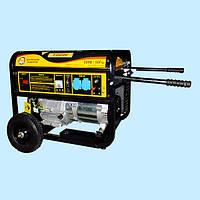 Генератор бензиновый FORTE FG6500 (5.0 кВт)