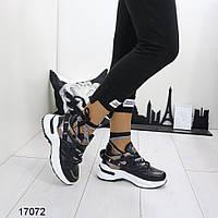 Женские кроссовки на танкетке, А 17072, фото 1
