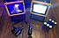 Фонарик ручной прожектор Bailong BL-204 100W, фото 10