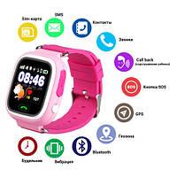 Smart часы детские с GPS Q90