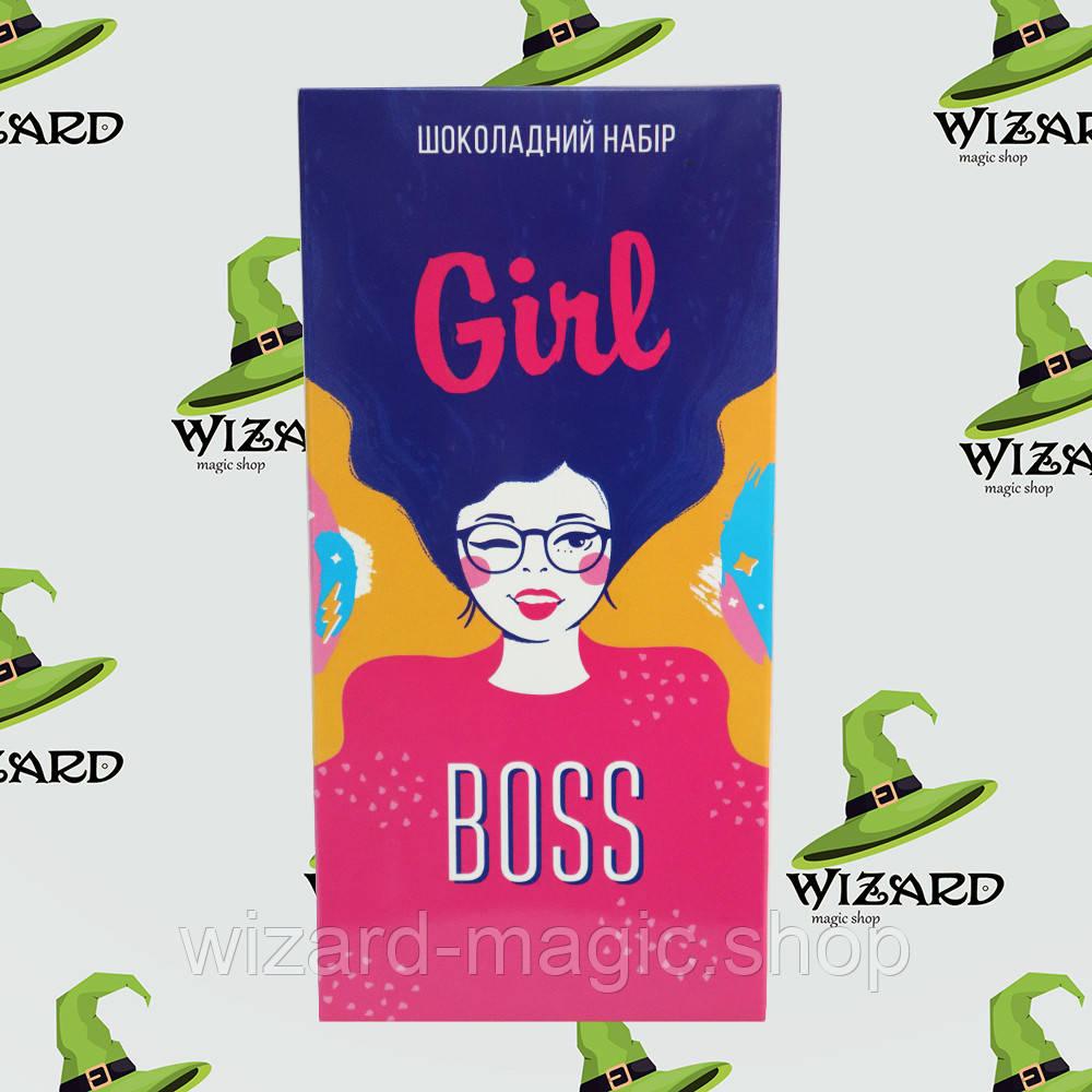 Шоколадный набор Girl Boss (мал.)