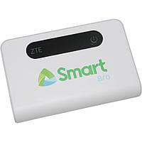 3G/4G модем и wifi router ZTE MF903 с аккумулятором 5200 мАч и WAN портом (Белый)