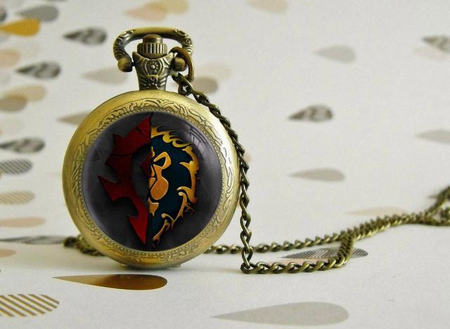 карманные часы Варкрафт / World of Warcraft