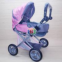 Коляска для куклы. 45-38-59 см. Melogo 65826