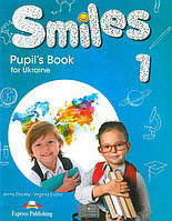 Smiles for Ukraine Pupil's book + Activity book (1 - 2 - 3)