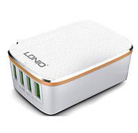 Сетевое зарядное устройство LDNIO A-4404, фото 1