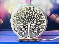 Соляная лампа Дерево d 17 см, фото 1