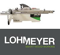 Форматно-розкрійний верстат FKS 320 IQ Lohmeyer