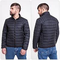 Лёгкая мужская демисезонная куртка - жакет