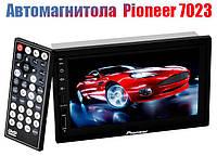 Автомагнитола 2 DIN MP5 Pioneer 7023 GPS+AV