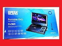 """9,5"""" DVD Opera NS-998 Портативный DVD-проигрыватель с Т2 TV USB SD, фото 1"""