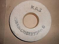Абразивный круг шлифовальный (электрокорунд белый) 25А ПП 200х63х76 40 С1