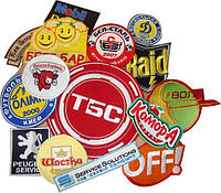 Компьютерная вышивка логотипов оптом