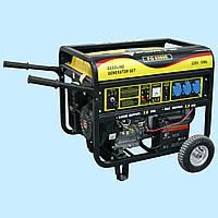 Генератор бензиновый FORTE FG6500E (5.0 кВт)