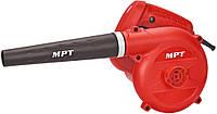 Воздуходувка МРТ 400 Вт, 3 м.куб/мин, 14000 об/мин, режим пылесоса (MAB4006)