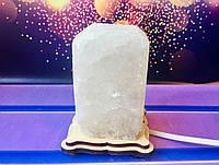 Соляная лампа прямоугольник 16*8*6 см, фото 1