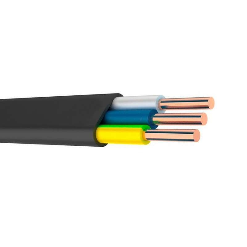 Силовой кабель ВВГп НГ 3х2,5