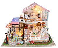 3D Румбокс Вилла - Кукольный Дом Конструктор / DIY Doll House от CuteBee