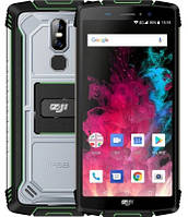 "Смартфон Homtom Zoji Z11 4/64GB Green, 16+2/13Мп, 2sim, 5.99""IPS, 10000mAh, 8 ядер, фото 1"