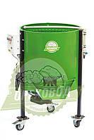 Очиститель грецкого ореха от зеленой кожуры (до 500 кг/час), обьем 170 л, 220/380В