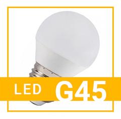 LED ЛАМПЫ G45