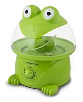 Увлажнитель воздуха зеленая жабка 25Вт Esperanza EHA006 Froggy