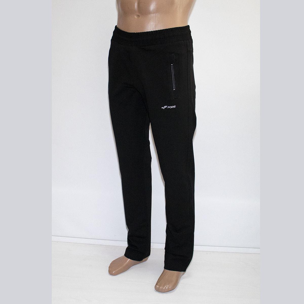 Мужские спортивные штаны двухнитка фабрика Турция тм. FORE 9668