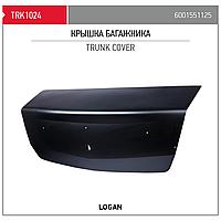 Крышка багажника Logan Renault -06  (Пр-во TORK Турция)