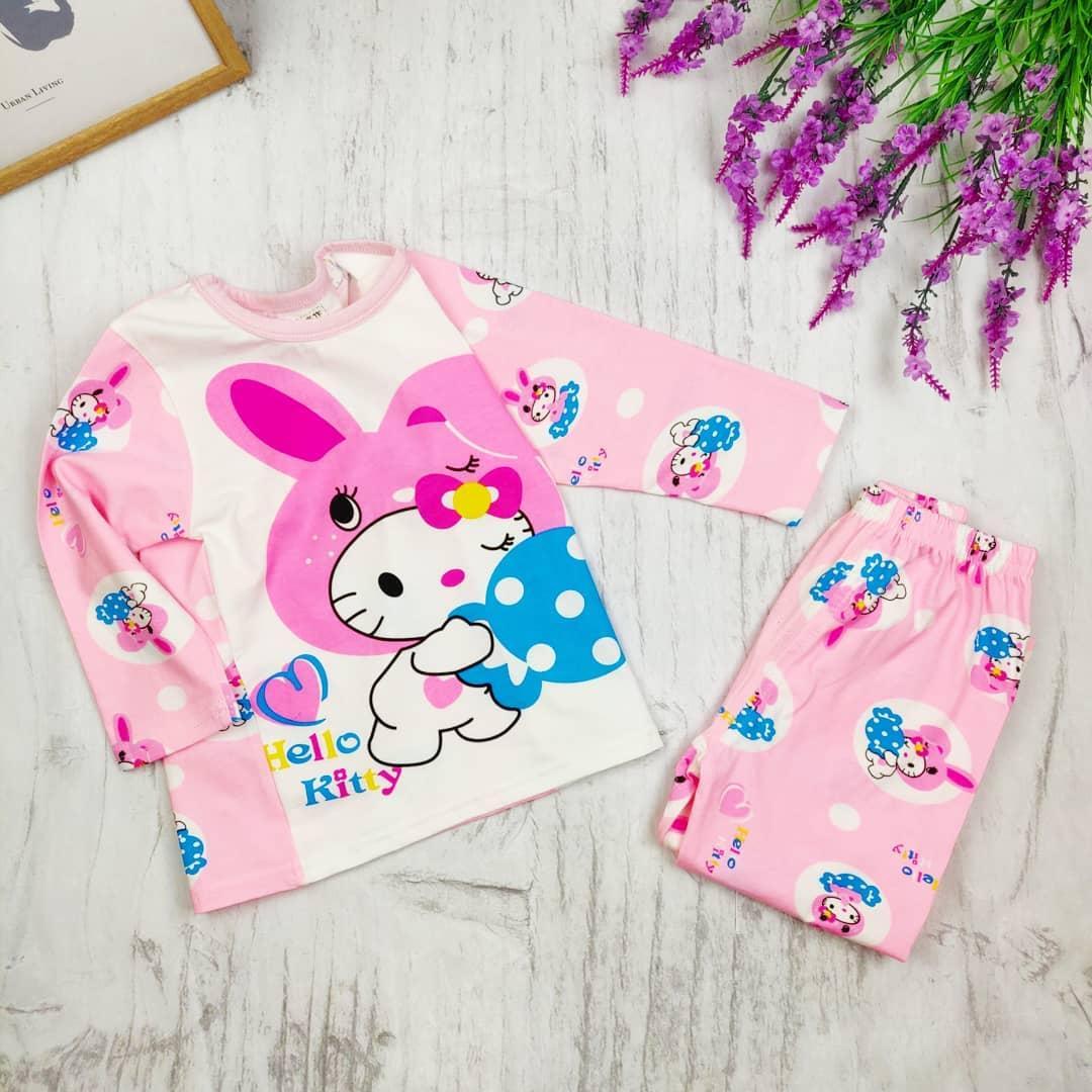 Детская пижама Зайка 90, 100