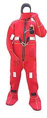 Гидротермокостюм. Вододазний костюм. Вододазний костюм для погружения. Спасательный гидротермокостюм Б.У.