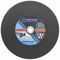 Круг отрезной для металла Polystar Abrasive 350 3,0 25,4