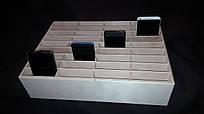 Органайзер - ящик для телефонов.