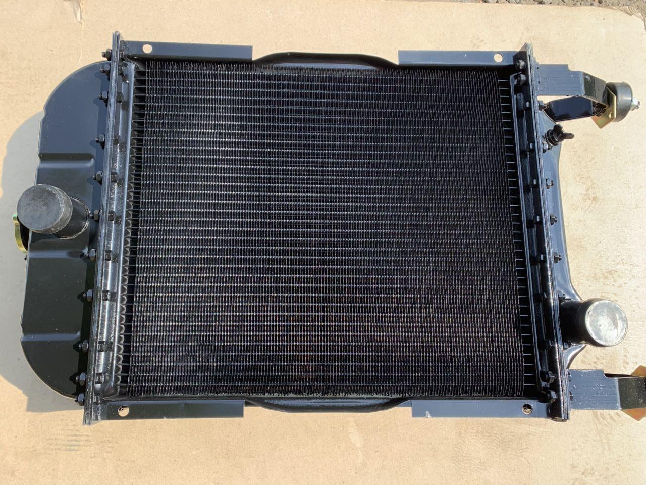 Радиатор водяного охлаждения  (Алюмінь) МТЗ 1221,-1222 с дв.Д 260.2 (5-х рядный)