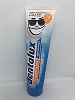 Дитяча зубна паста Dentalux 7+ (солодка м'ята) 100 ml