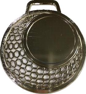Медаль Z522 Серебро