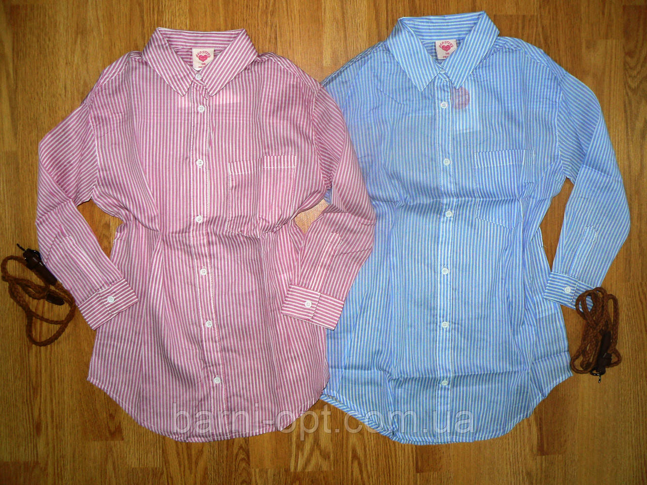 Рубашки-туники для девочек Glo-Story,,110 рр.