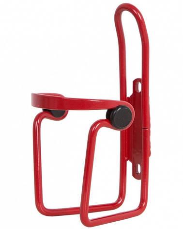 Флягодержатель алюминиевый RED (409242), фото 2