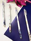Гелевая ручка M9012 синяя, фото 2