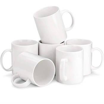 Чашки сублимационные БЕЛЫЕ