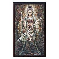 Художественная мозаика из мрамора под заказ