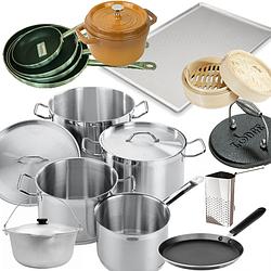 Кухонная посуда для приготовления