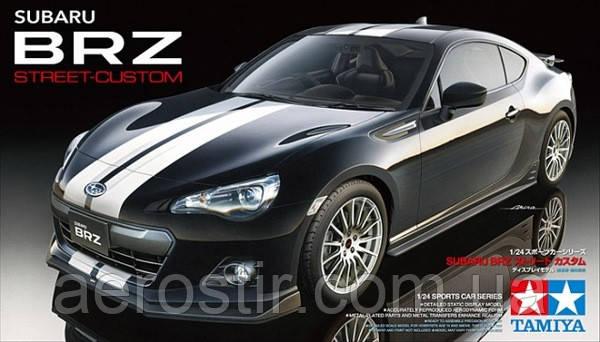 Subaru BRZ STREET-CUSTOM 1/24 Tamiya 24336