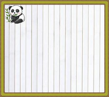 """Бамбуковые обои """"Белые"""""""