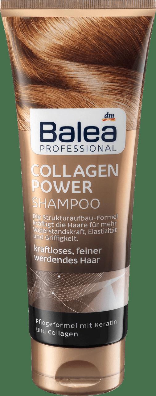 Шампунь Balea Professional Collagen Power, 250 ml.