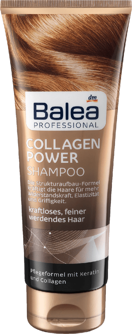 Шампунь Balea Professional Collagen Power, 250 ml., фото 1