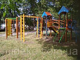 Оборудование для детских площадок от Мидеко Групп
